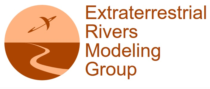 Extraterrestrial Rivers Modelling Group