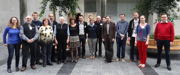 Polish-Ukrainian group photo